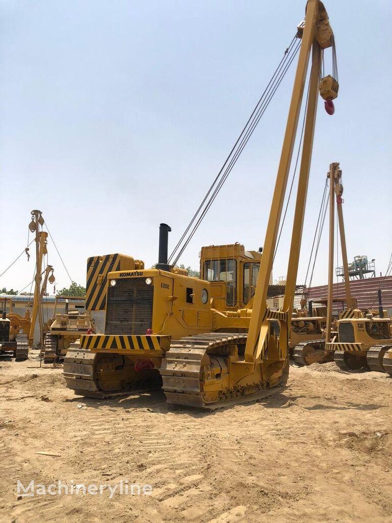 KOMATSU D355C pipe layer