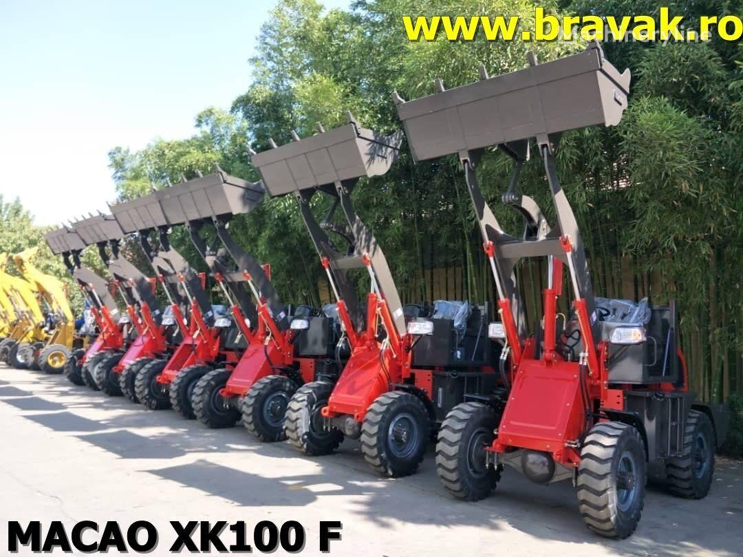 new BRAVI Macao xk120f wheel loader