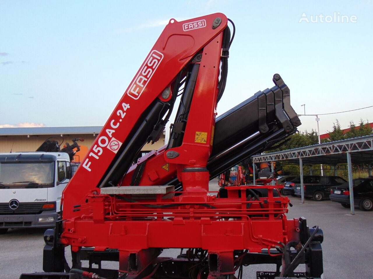 FASSI F 150 AC.24 loader crane