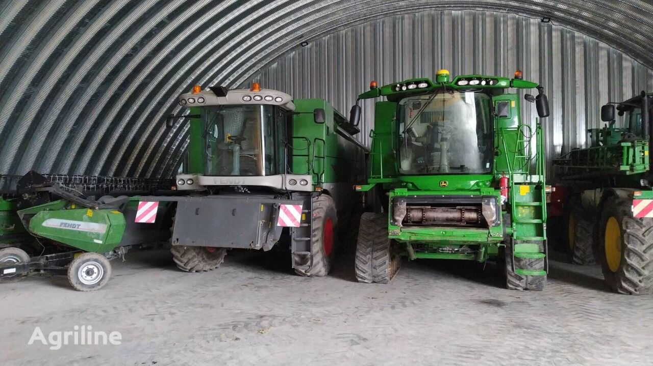 FENDT 9470X 4 Matic grain harvester