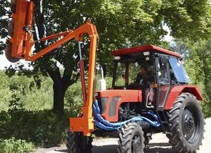 new MaxiMarin Обрезчик лесополос hedge trimmer
