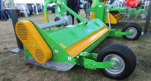 new BOMET Schlegelmäher with wheels and knives lawn mower