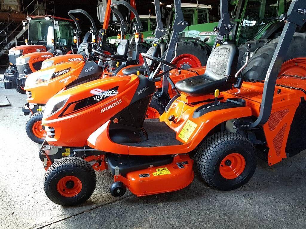 KUBOTA GR 1600 II lawn tractor