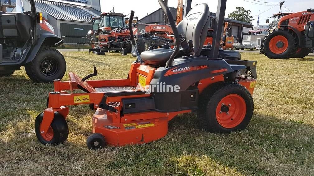 new KUBOTA Z 122 R lawn tractor
