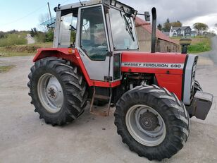 MASSEY FERGUSON 690 wheel tractor