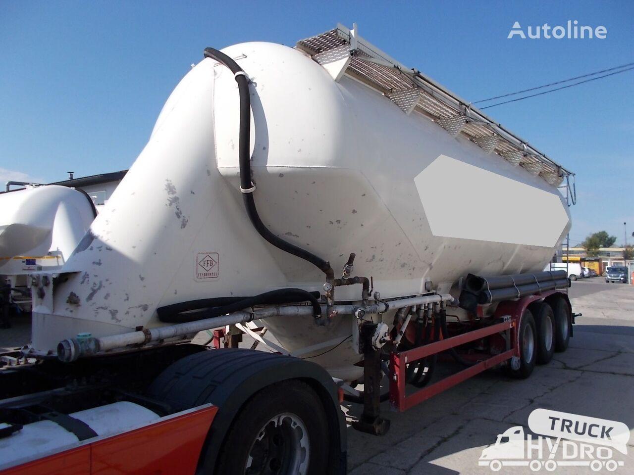 FELDBINDER EUT 45.3   flour tank trailer