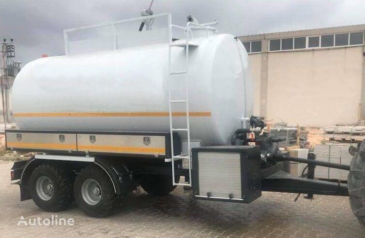new ALIM IVAGRO 13,5 mc food tank trailer