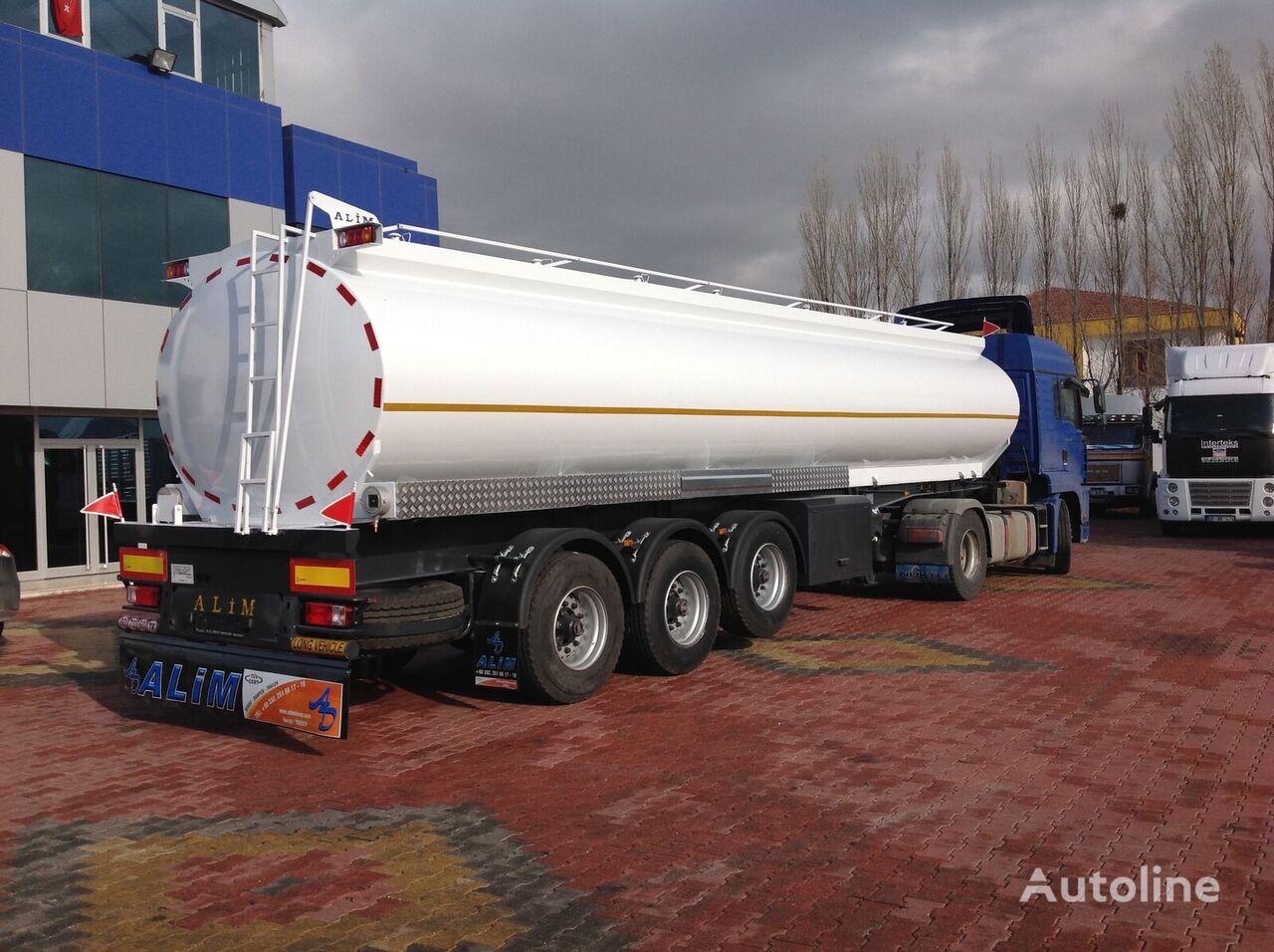 new ALIM  TANKER TRAILER fuel tank trailer