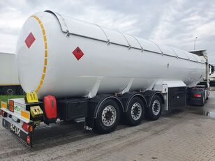 BC LDS NCG-48 gas tank trailer