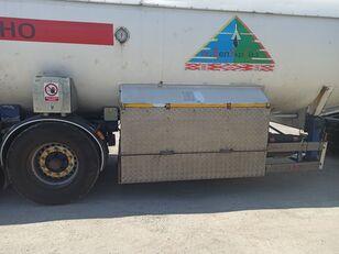 BC LDS NG-43 gas tank trailer