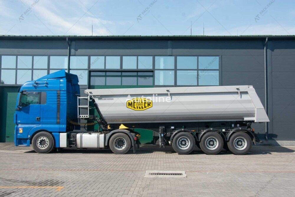 new MEILLER KISA3  tipper semi-trailer