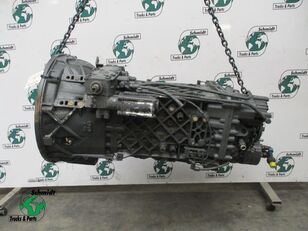 TERBERG gearbox for truck