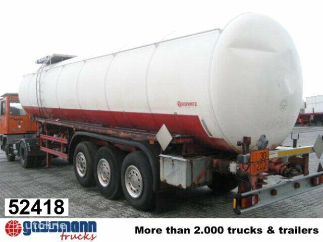 SCHMITZ CARGOBULL tanker trailer