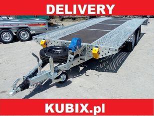 new Syland SH2D 460X200 KZ car transporter trailer
