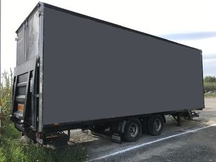 MONTENEGRO RCH-2GC closed box trailer