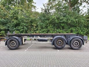 BULTHUIS ADGA 10 MET LIFT AS container chassis trailer