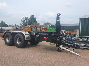 Beco haakarm Mangna 250 container chassis trailer