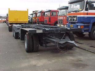 GROENEWEGEN RARCS-10-18 / Wisselbakken container chassis trailer