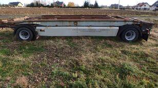Junge Junge TCA18H für Haken Seil Container Hakowca linowca  Lenhard   container chassis trailer