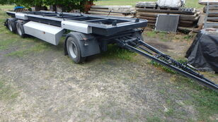 Junge T2 MA24L für 2 Container KP 7,9,11 oder Stubenberger S-3 container chassis trailer