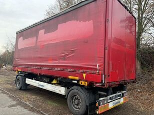 KRONE AZ DB07L Mit Aufbau container chassis trailer