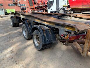 Zavod Spetsavtotechnika 8462 container chassis trailer