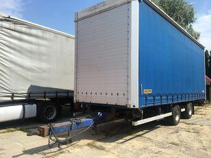 WIELTON curtain side trailer