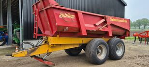 Schuitemaker Subliem dump trailer