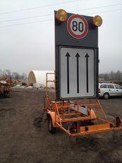 NISSEN sygnalizacyjna U26 U27 light trailer