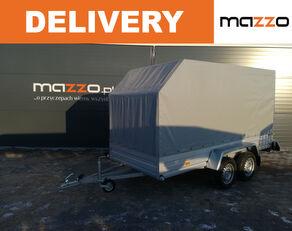 new RYDWAN C-750/H3 345x145x170cm STRONG welded  light trailer