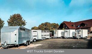"new Menke-Janzen Tandem 3,5 to Vollalu "" Neu"" Zulauf livestock trailer"