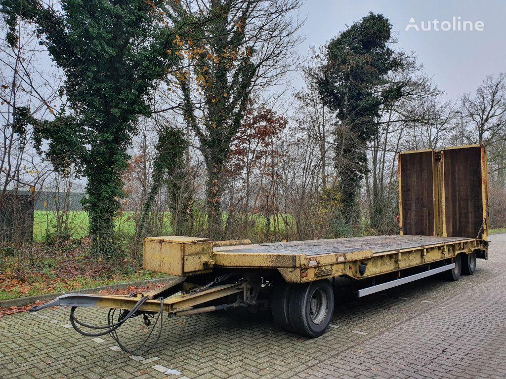 NOOTEBOOM ASDV-30-12 low loader trailer