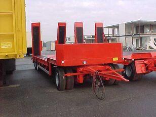 BERTOJA Supercondor 30E / 3 axles low loader trailer