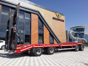 new SCORPION TRAILER 2021 UNUSED 4 AXLE (MANUFACTURER COMPANY) low loader trailer
