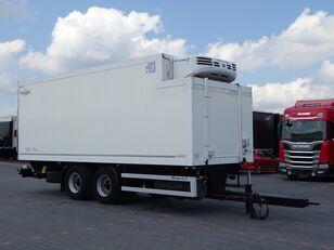 PLANDEX REFRIDGERATOR / THERMO KING TS 300 / L: 7,55 M / 19 PALLETS / LI refrigerated trailer