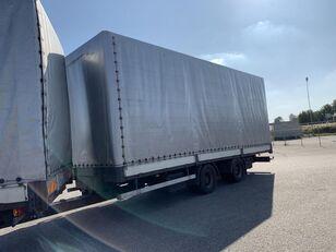 KRONE AZP 18 tilt trailer