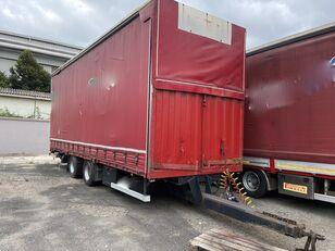 OMAR 20C82P - Rimorchio BIGA tilt trailer