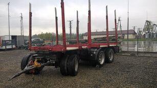 GRAZ LENGHARDT-GRAZ D 30 timber trailer