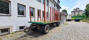 POLKON Polkon PL 133 przyczepa kłonicowa timber trailer