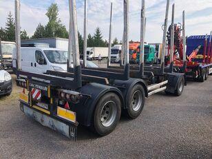 SCHWARZMÜLLER HF 3/Z timber trailer
