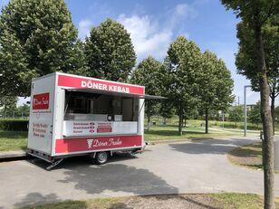 Dutch trailers vending trailer