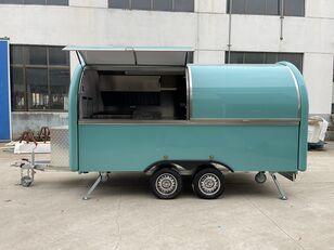 new ERZODA ETB Catering trailer imbisswagen Remorque food truck vending trailer