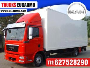 MAN TGL 12 220 box truck