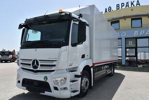 MERCEDES-BENZ 1835 L 4X2 ANTOS / EURO 6 box truck