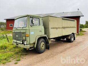 SCANIA 80 box truck