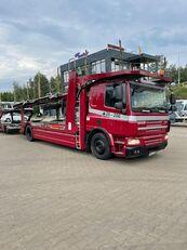 DAF CF 75 360 car transporter