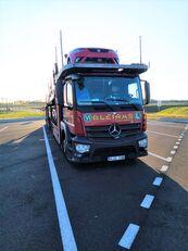 MERCEDES-BENZ Actros1840 Kässbohrer Metago car transporter