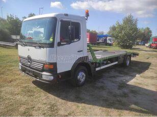 MERCEDES-BENZ Atego 818 Járműszállító csörlővel és rámpával car transporter