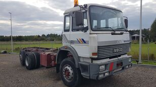 IVECO 190.26 TurboTech, 52358 t.km  chassis truck