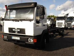 MAN 10.224 chassis truck